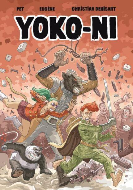 Yoko-ni, un héros (du) virtuel